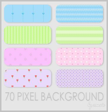 Pixel Background 1 by Ransie3