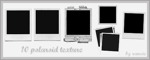 Polaroid Texture by Ransie3