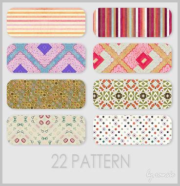 Patterns 5 by Ransie3