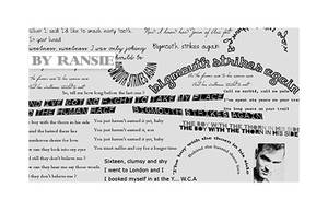 The Smiths Lyrics by Ransie3
