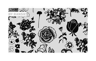 Flowers 02 by Ransie3