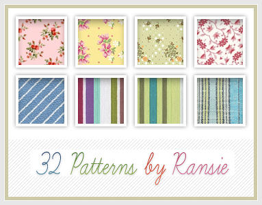 Patterns 18 by Ransie3