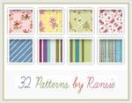Patterns 18