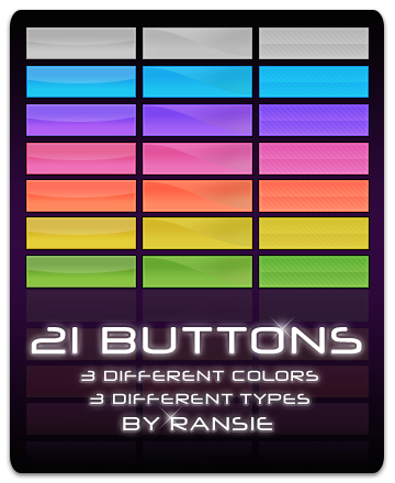 Web Buttons 01 by Ransie3