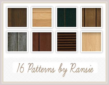 Patterns 21