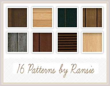 Patterns 21 by Ransie3