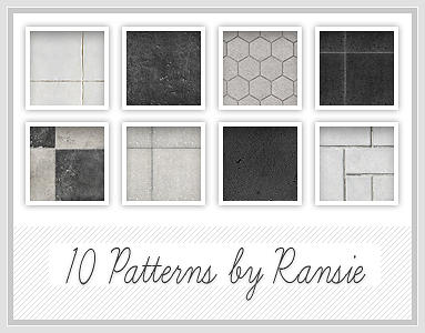 Patterns 22 by Ransie3