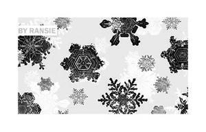 Snowflakes by Ransie3