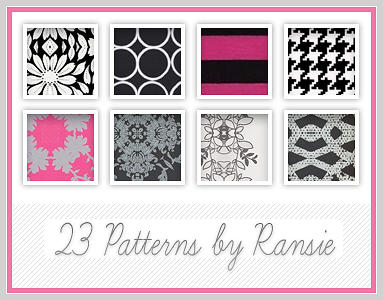 Patterns 24 by Ransie3