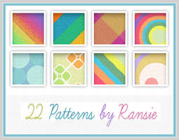 Patterns 25 by Ransie3