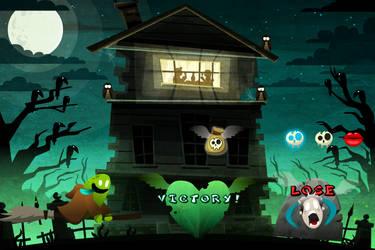 Nightmare animations by BullishBear