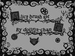 Alice brush set
