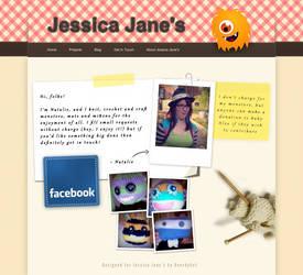 Jessica Jane's Craft Blog PSD