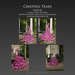 Creeping Tears Pack 83 by Elandria