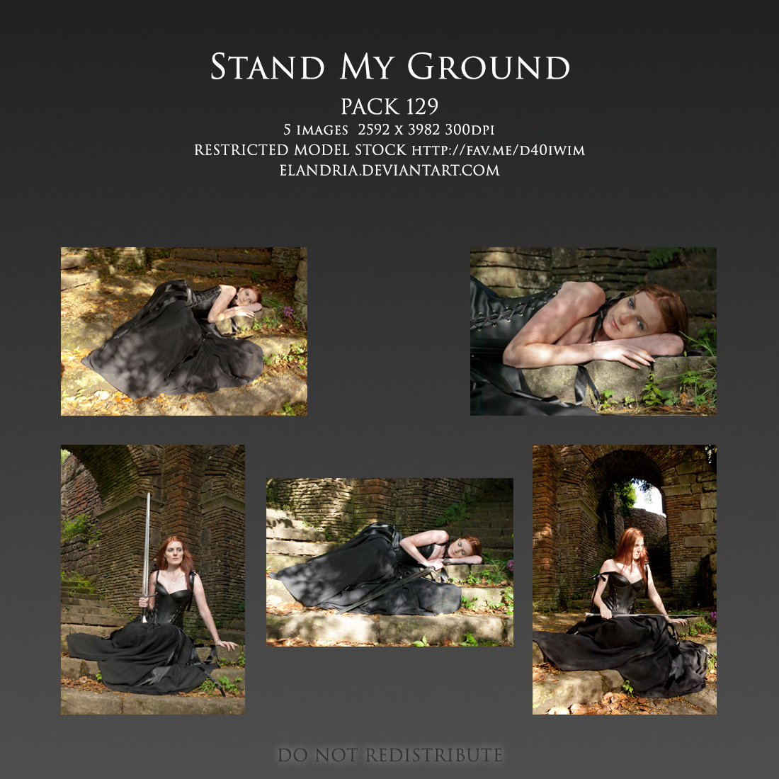 Stand My Ground Pack 129