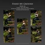 Stand My Ground Pack 134