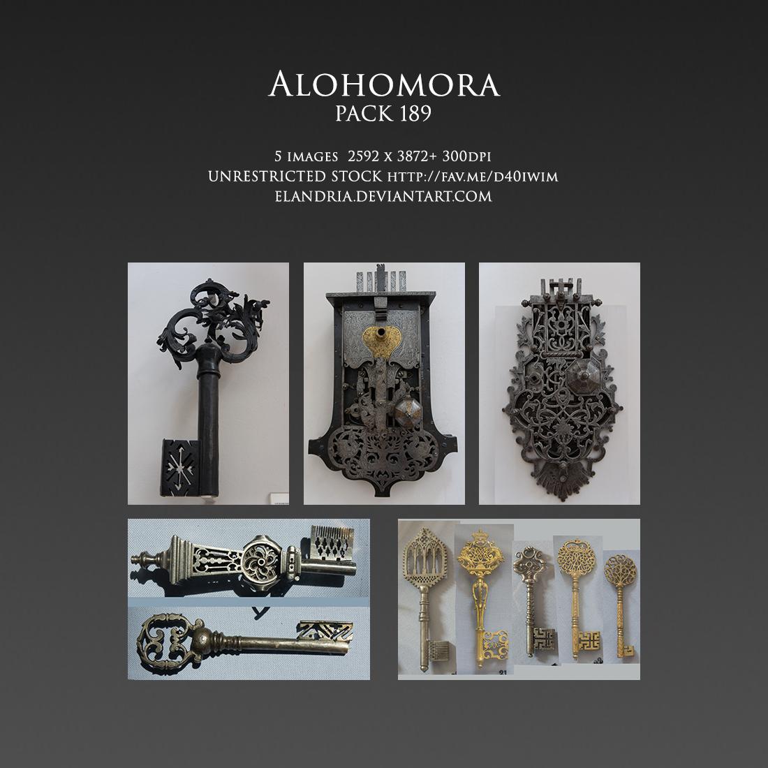 Pack189 Alohomora UNRESTRICTED