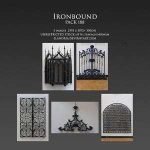 Pack188 Ironbound UNRESTRICTED