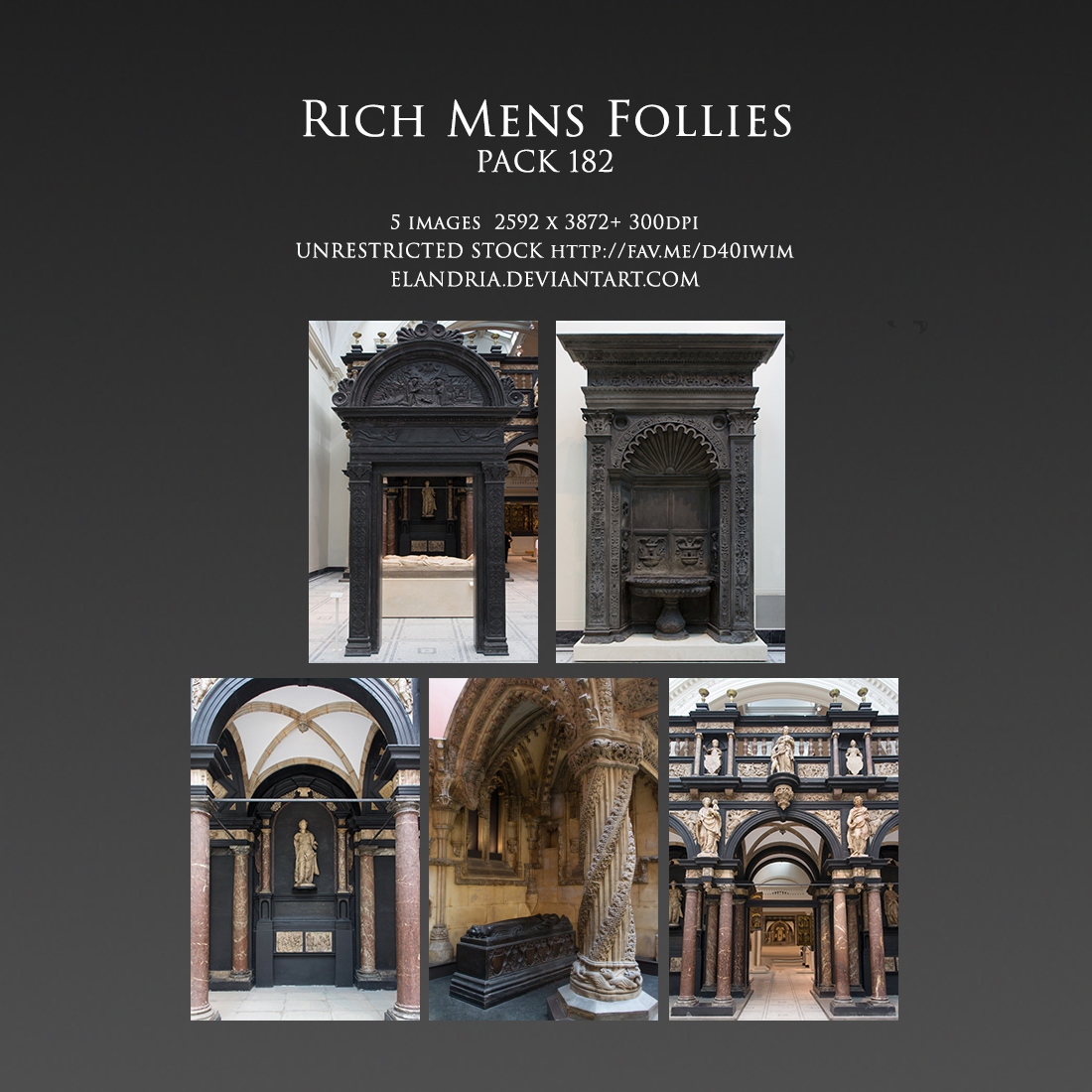 Pack182 Rich Mens Follies UNRESTRICTED