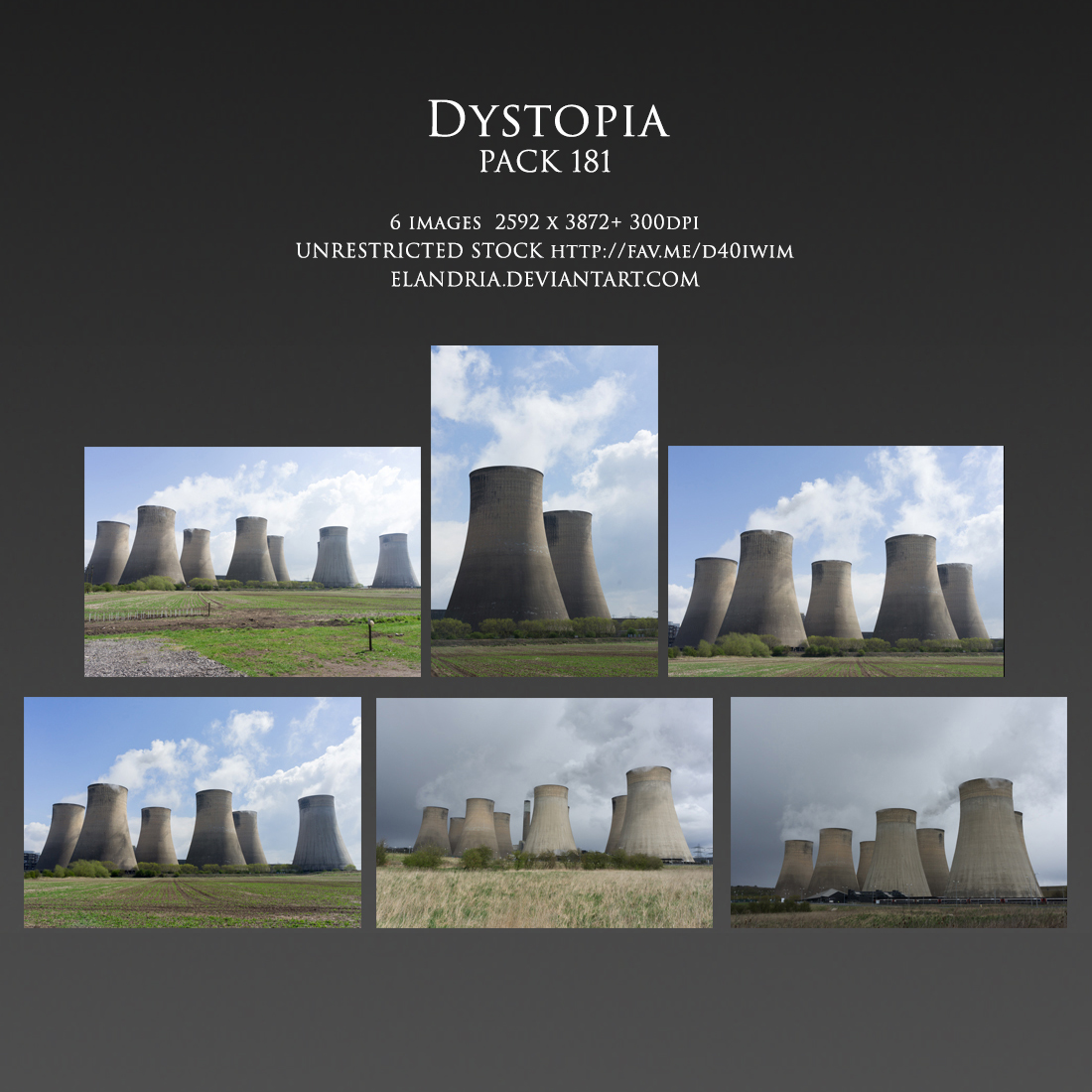 Pack181 Dystopia UNRESTRICTED