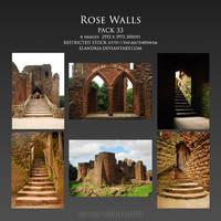 Rose Walls Pack 33