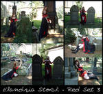 Cemetary Stock Red Set 3 RESTRICTED