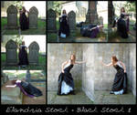 Cemetary Stock Black Set 1 RESTRICTED