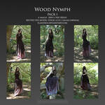 Wood Nymph Pack 1