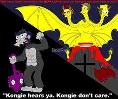 Kongie Hears Ya!!