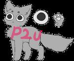 P2U Cat Pixel Base