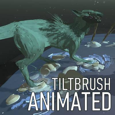 TiltBrush - Fighting Stalkers