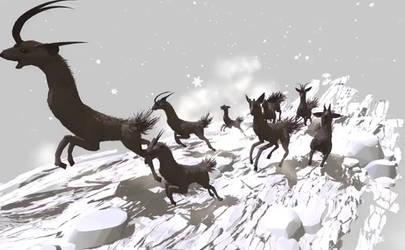 TiltBrush - Herd