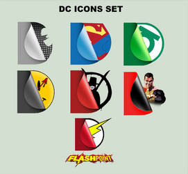 DC Icons Set