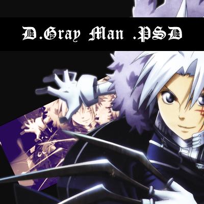 D.Gray Man PSD D_gray_man_bw_by_zzjoennzz-d36vwlp