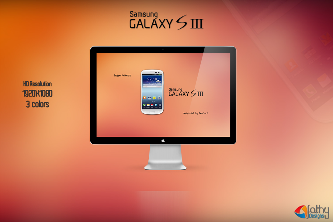 Samsung Galaxy S3 Wallpaper Hd By Neno222 On Deviantart