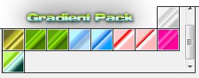Gradient Pack