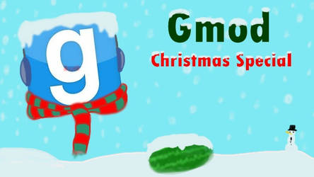 Gmod: Christmas by MisogiProductions