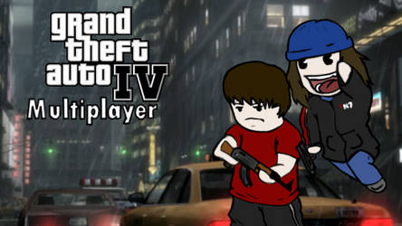 Grand Theft Auto IV Multiplaer by MisogiProductions