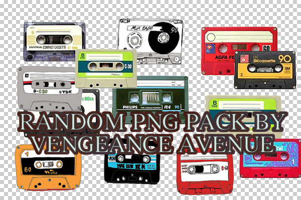 PNG pack by vengeanceavenue