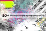 30+ Splatter Pattern PNGS