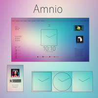 Amnio (for Rainmeter)