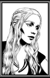 Daenaris Stormborn Inks