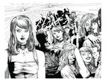 Ursa Minor Issue 1 page 8 and 9