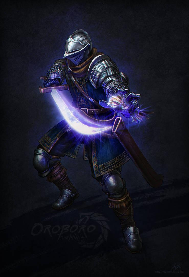 Dark Souls Wallpaper - OROBORO GET REKT