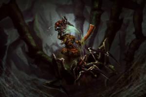 Dark Souls 2 - Vengarl's NEW Head