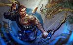 Overwatch - Hanzo and Genji Wallpaper