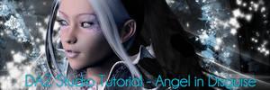 DAZ Studio 4 Tutorial - Angel in Disguise