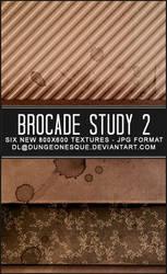 Brocade Study 2 Texture Set