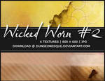Wicked Worn 2 Texture Package