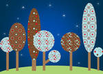 Pattern Vector Trees